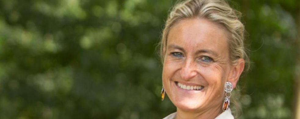 Entretien avec Gabrielle GAUTHEY Directrice des investissements et du développement local – Caisse des Dépôts